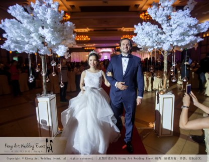 Kiong Art Wedding Event Kuala Lumpur Malaysia Wedding Decoration One-stop Wedding Planning Legend of Fairy Tales Grand Sea View Restaurant 海景宴宾楼 A08-A01-52