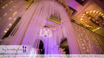 Kiong Art Wedding Event Kuala Lumpur Malaysia Wedding Decoration One-stop Wedding Planning Legend of Fairy Tales Grand Sea View Restaurant 海景宴宾楼 A08-A01-53