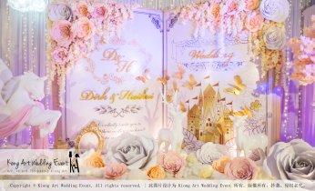 Kiong Art Wedding Event Kuala Lumpur Malaysia Wedding Decoration One-stop Wedding Planning Legend of Fairy Tales Grand Sea View Restaurant 海景宴宾楼 A08-A01-56