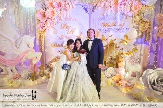 Kiong Art Wedding Event Kuala Lumpur Malaysia Wedding Decoration One-stop Wedding Planning Legend of Fairy Tales Grand Sea View Restaurant 海景宴宾楼 A08-A01-59