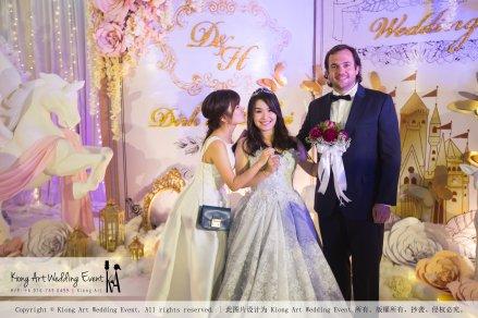 Kiong Art Wedding Event Kuala Lumpur Malaysia Wedding Decoration One-stop Wedding Planning Legend of Fairy Tales Grand Sea View Restaurant 海景宴宾楼 A08-A01-60