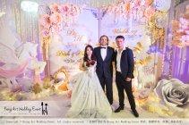 Kiong Art Wedding Event Kuala Lumpur Malaysia Wedding Decoration One-stop Wedding Planning Legend of Fairy Tales Grand Sea View Restaurant 海景宴宾楼 A08-A01-69