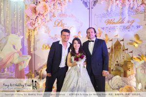 Kiong Art Wedding Event Kuala Lumpur Malaysia Wedding Decoration One-stop Wedding Planning Legend of Fairy Tales Grand Sea View Restaurant 海景宴宾楼 A08-A01-70