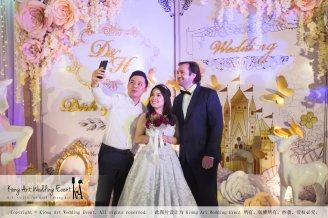 Kiong Art Wedding Event Kuala Lumpur Malaysia Wedding Decoration One-stop Wedding Planning Legend of Fairy Tales Grand Sea View Restaurant 海景宴宾楼 A08-A01-74