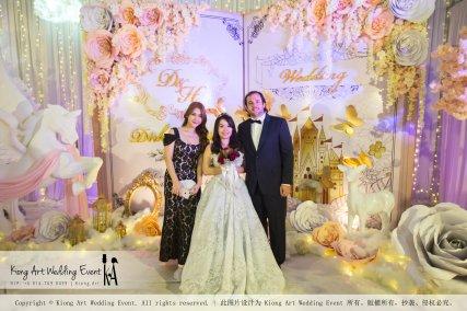 Kiong Art Wedding Event Kuala Lumpur Malaysia Wedding Decoration One-stop Wedding Planning Legend of Fairy Tales Grand Sea View Restaurant 海景宴宾楼 A08-A01-75