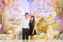 Kiong Art Wedding Event Kuala Lumpur Malaysia Wedding Decoration One-stop Wedding Planning Legend of Fairy Tales Grand Sea View Restaurant 海景宴宾楼 A08-A01-80