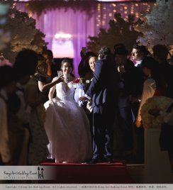 Kiong Art Wedding Event Kuala Lumpur Malaysia Wedding Decoration One-stop Wedding Planning Legend of Fairy Tales Grand Sea View Restaurant 海景宴宾楼 A08-A01-86