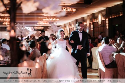 Kiong Art Wedding Event Kuala Lumpur Malaysia Wedding Decoration One-stop Wedding Planning Legend of Fairy Tales Grand Sea View Restaurant 海景宴宾楼 A08-A01-94