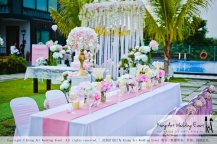 Kiong Art Wedding Event Kuala Lumpur Malaysia Wedding Decoration One-stop Wedding Planning Warm Outdoor Romantic Style Theme Kluang Container Swimming Pool Homestay A07-A01-02