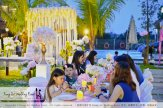 Kiong Art Wedding Event Kuala Lumpur Malaysia Wedding Decoration One-stop Wedding Planning Warm Outdoor Romantic Style Theme Kluang Container Swimming Pool Homestay A07-A01-13