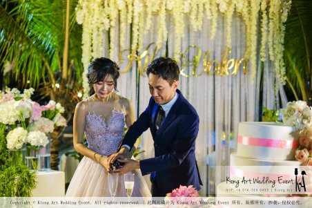 Kiong Art Wedding Event Kuala Lumpur Malaysia Wedding Decoration One-stop Wedding Planning Warm Outdoor Romantic Style Theme Kluang Container Swimming Pool Homestay A07-A01-26