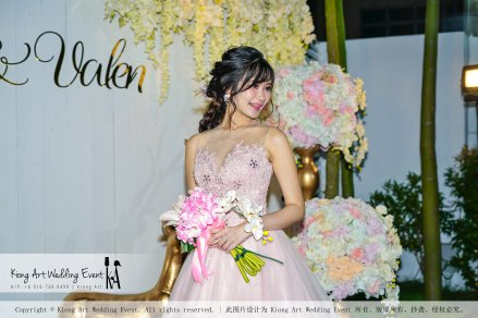 Kiong Art Wedding Event Kuala Lumpur Malaysia Wedding Decoration One-stop Wedding Planning Warm Outdoor Romantic Style Theme Kluang Container Swimming Pool Homestay A07-A01-30
