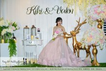 Kiong Art Wedding Event Kuala Lumpur Malaysia Wedding Decoration One-stop Wedding Planning Warm Outdoor Romantic Style Theme Kluang Container Swimming Pool Homestay A07-A01-31