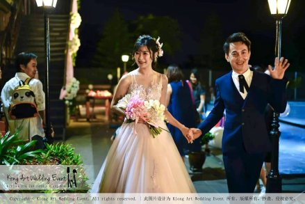Kiong Art Wedding Event Kuala Lumpur Malaysia Wedding Decoration One-stop Wedding Planning Warm Outdoor Romantic Style Theme Kluang Container Swimming Pool Homestay A07-A01-37