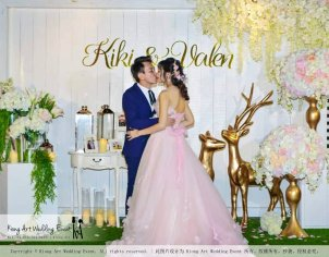 Kiong Art Wedding Event Kuala Lumpur Malaysia Wedding Decoration One-stop Wedding Planning Warm Outdoor Romantic Style Theme Kluang Container Swimming Pool Homestay A07-A01-49