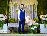 Kiong Art Wedding Event Kuala Lumpur Malaysia Wedding Decoration One-stop Wedding Planning Warm Outdoor Romantic Style Theme Kluang Container Swimming Pool Homestay A07-A01-50