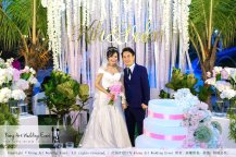 Kiong Art Wedding Event Kuala Lumpur Malaysia Wedding Decoration One-stop Wedding Planning Warm Outdoor Romantic Style Theme Kluang Container Swimming Pool Homestay A07-A01-53