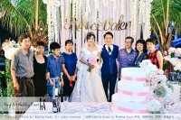 Kiong Art Wedding Event Kuala Lumpur Malaysia Wedding Decoration One-stop Wedding Planning Warm Outdoor Romantic Style Theme Kluang Container Swimming Pool Homestay A07-A01-57