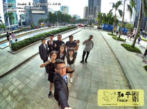 Peace Fellowship 和平团契 参加 Brahms Double & Beethovens Fifth Malaysia Philharmonic Orchestra Concert 26 Aug 2018 Petronas Twin Towers B006