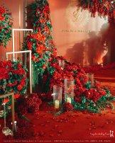 Kiong Art Wedding Event Kuala Lumpur Malaysia Wedding Decoration One-stop Wedding Planning Jing Ta and Dior Yaw 柔佛永平德教会礼堂 A09-A01-12