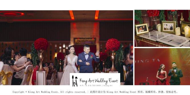 Kiong Art Wedding Event Kuala Lumpur Malaysia Wedding Decoration One-stop Wedding Planning Jing Ta and Dior Yaw 柔佛永平德教会礼堂 A09-A00-02