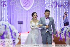 Kiong Art Wedding Event Kuala Lumpur Malaysia Wedding Decoration One-stop Wedding Planning Jing Ta and Dior Yaw 柔佛永平德教会礼堂 A09-B01-01