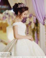 Kiong Art Wedding Event Kuala Lumpur Malaysia Wedding Decoration One-stop Wedding Planning Jing Ta and Dior Yaw 柔佛永平德教会礼堂 A09-B01-12