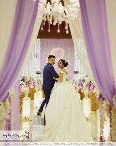 Kiong Art Wedding Event Kuala Lumpur Malaysia Wedding Decoration One-stop Wedding Planning Jing Ta and Dior Yaw 柔佛永平德教会礼堂 A09-B01-14