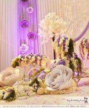 Kiong Art Wedding Event Kuala Lumpur Malaysia Wedding Decoration One-stop Wedding Planning Jing Ta and Dior Yaw 柔佛永平德教会礼堂 A09-B01-21