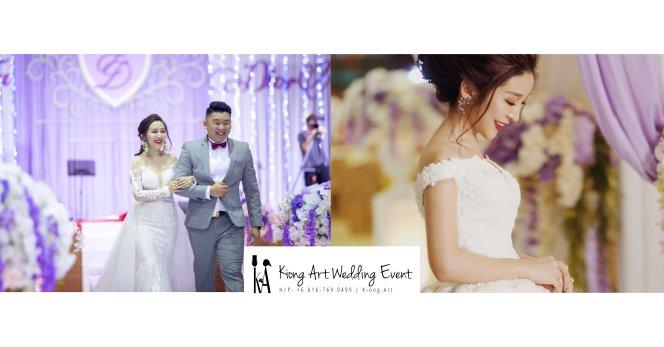 kiong art wedding event kuala lumpur malaysia wedding decoration one-stop wedding planning jing ta and dior yaw 柔佛永平德教会礼