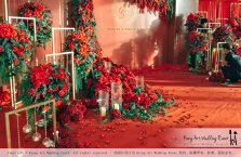 Kiong Art Wedding Event Kuala Lumpur Malaysia Wedding Decoration One-stop Wedding Planning Jing Ta and Dior Yaw 柔佛永平德教会礼堂 A09-A01-07