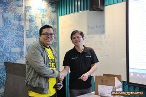 SQLSaturday 818 Malaysia 26 Jan 2019 at Microsoft Malaysia SQLSaturday is a training event for SQL Server professionals and those wanting to learn about SQL Server PA005