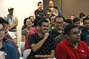 SQLSaturday 818 Malaysia 26 Jan 2019 at Microsoft Malaysia SQLSaturday is a training event for SQL Server professionals and those wanting to learn about SQL Server PA008