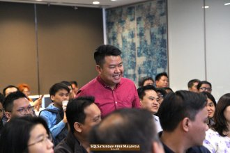 SQLSaturday 818 Malaysia 26 Jan 2019 at Microsoft Malaysia SQLSaturday is a training event for SQL Server professionals and those wanting to learn about SQL Server PA010