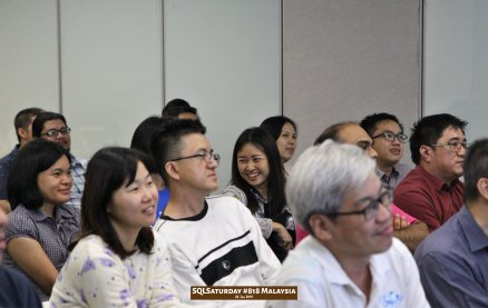 SQLSaturday 818 Malaysia 26 Jan 2019 at Microsoft Malaysia SQLSaturday is a training event for SQL Server professionals and those wanting to learn about SQL Server PA011