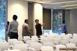 SQLSaturday 818 Malaysia 26 Jan 2019 at Microsoft Malaysia SQLSaturday is a training event for SQL Server professionals and those wanting to learn about SQL Server PB005