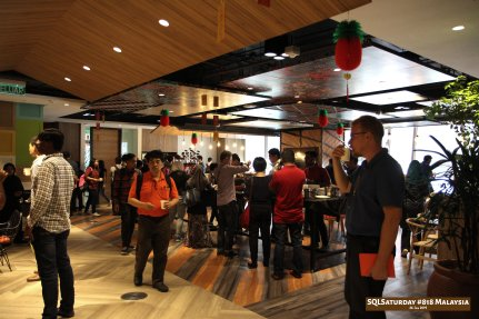 SQLSaturday 818 Malaysia 26 Jan 2019 at Microsoft Malaysia SQLSaturday is a training event for SQL Server professionals and those wanting to learn about SQL Server PB008