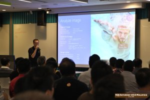 SQLSaturday 818 Malaysia 26 Jan 2019 at Microsoft Malaysia SQLSaturday is a training event for SQL Server professionals and those wanting to learn about SQL Server PC002