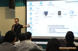 SQLSaturday 818 Malaysia 26 Jan 2019 at Microsoft Malaysia SQLSaturday is a training event for SQL Server professionals and those wanting to learn about SQL Server PC007