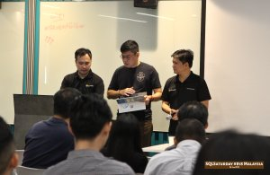 SQLSaturday 818 Malaysia 26 Jan 2019 at Microsoft Malaysia SQLSaturday is a training event for SQL Server professionals and those wanting to learn about SQL Server PC008