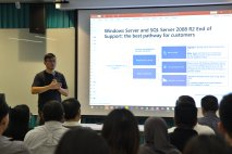SQLSaturday 818 Malaysia 26 Jan 2019 at Microsoft Malaysia SQLSaturday is a training event for SQL Server professionals and those wanting to learn about SQL Server PC011