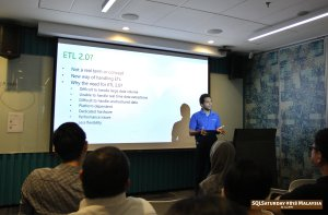SQLSaturday 818 Malaysia 26 Jan 2019 at Microsoft Malaysia SQLSaturday is a training event for SQL Server professionals and those wanting to learn about SQL Server PC014