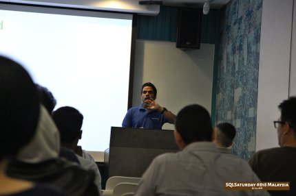 SQLSaturday 818 Malaysia 26 Jan 2019 at Microsoft Malaysia SQLSaturday is a training event for SQL Server professionals and those wanting to learn about SQL Server PC016