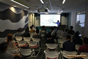 SQLSaturday 818 Malaysia 26 Jan 2019 at Microsoft Malaysia SQLSaturday is a training event for SQL Server professionals and those wanting to learn about SQL Server PC018