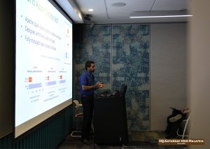 SQLSaturday 818 Malaysia 26 Jan 2019 at Microsoft Malaysia SQLSaturday is a training event for SQL Server professionals and those wanting to learn about SQL Server PC020