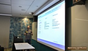 SQLSaturday 818 Malaysia 26 Jan 2019 at Microsoft Malaysia SQLSaturday is a training event for SQL Server professionals and those wanting to learn about SQL Server PC021