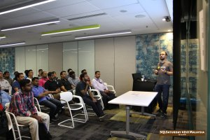 SQLSaturday 818 Malaysia 26 Jan 2019 at Microsoft Malaysia SQLSaturday is a training event for SQL Server professionals and those wanting to learn about SQL Server PC023