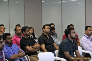 SQLSaturday 818 Malaysia 26 Jan 2019 at Microsoft Malaysia SQLSaturday is a training event for SQL Server professionals and those wanting to learn about SQL Server PC024