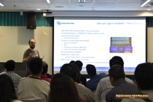SQLSaturday 818 Malaysia 26 Jan 2019 at Microsoft Malaysia SQLSaturday is a training event for SQL Server professionals and those wanting to learn about SQL Server PC030
