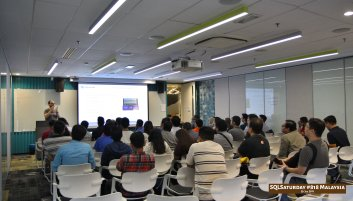 SQLSaturday 818 Malaysia 26 Jan 2019 at Microsoft Malaysia SQLSaturday is a training event for SQL Server professionals and those wanting to learn about SQL Server PC032